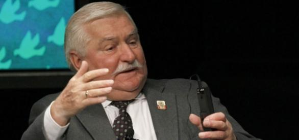 Lech Walesa en una imagen actual.