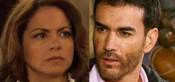 Valentina expulsa Alonso de sua fazenda