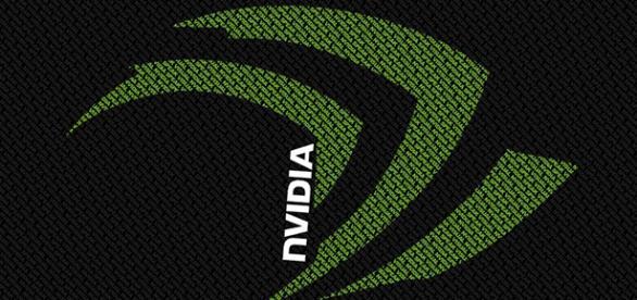 Logo tipo Nvidia graficos espectaculares
