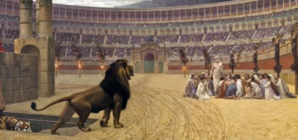 Persecuţia creştinilor în perioada Diocleţiană