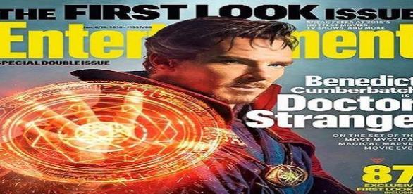 Doctor Strange: nuevas imágenes de la película