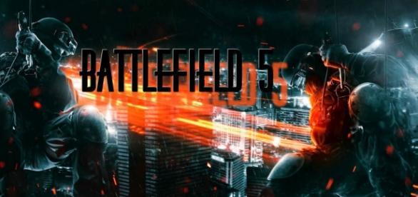 Foto del famoso videojuego BATTLEFIELD 5