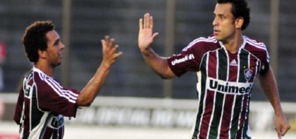 Fred busca trazer Nem para o Fluminense