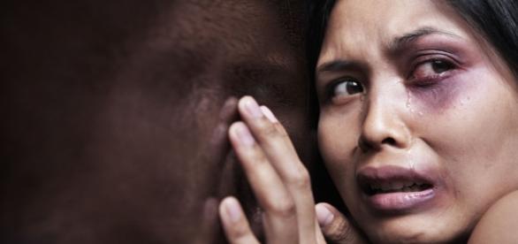 Nawracanie przez bicie i gwałty (fot. poglądowa)