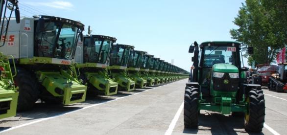 Numai în agricultură, pierderi de 300 de milioane