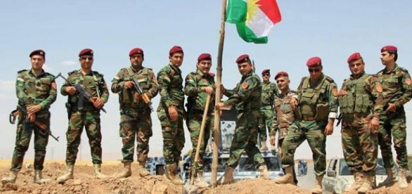 Peshmergas abateram suicida do Estado Islâmico