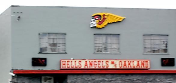 Symbolbild: Klubhaus der Hells Angels Oakland