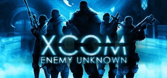 Portada del famoso videojuego XCOM