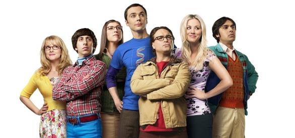 The Big Bang Theory, serie estadounidense.