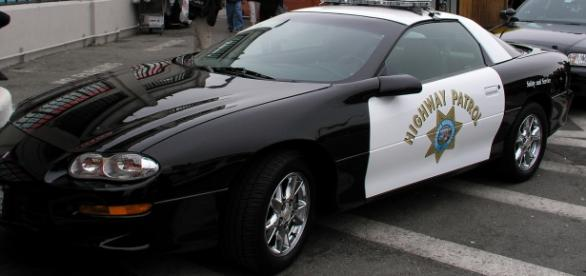 Agentes de policía de California