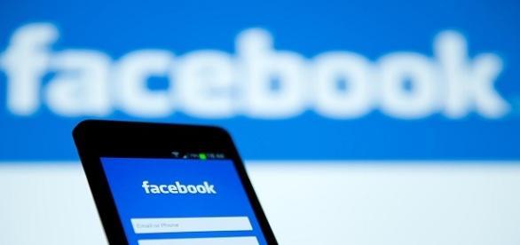 Aplicación de Facebook sin coñexión