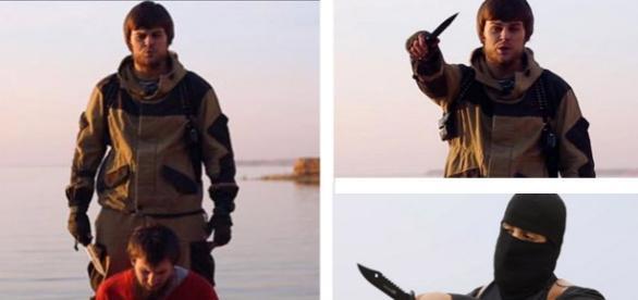 Călăul ales de ISIS pentru macabrele lor execuţii