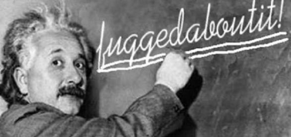 El genial científico alemán Albert Einstein.