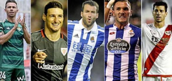 Gran problema para el seleccionador español