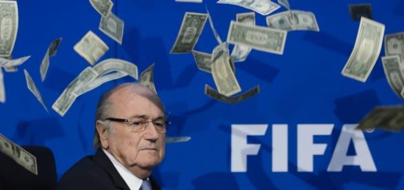 Joseph Blatter - Milhões de Dólares em corrupção.