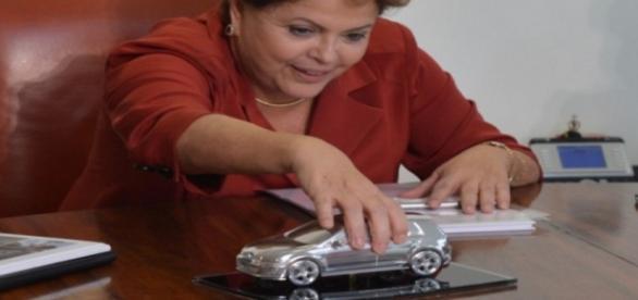 'Não sou ladra', desabafa Dilma