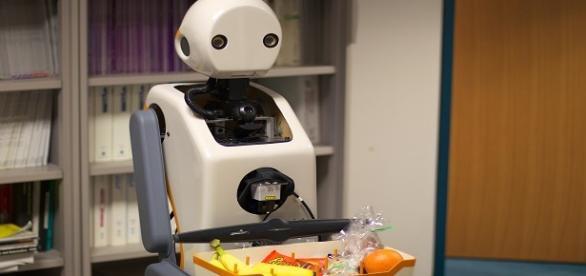 Robôs vão movimentar o mercado tecnológico.
