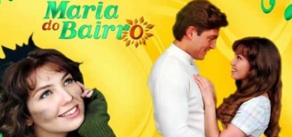 Thalía e Fernando Colunga estrelaram a novela.