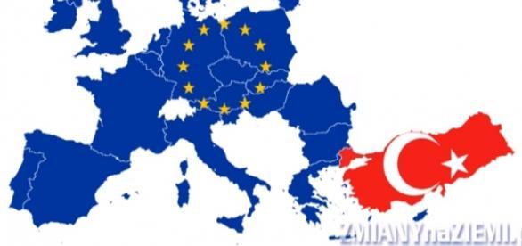 Turcja vs UE (Zmiany na Ziemi, screen)