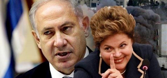 Brasil e Israel vivem relação delicada