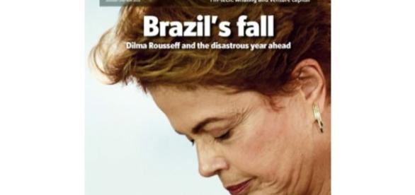 Brasil é o primeiro destaque da The Economist 2016