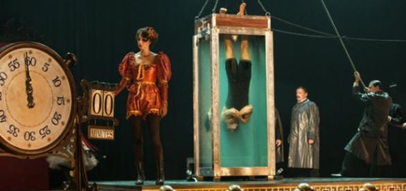 Em janeiro a Globo mostra a história de Houdini
