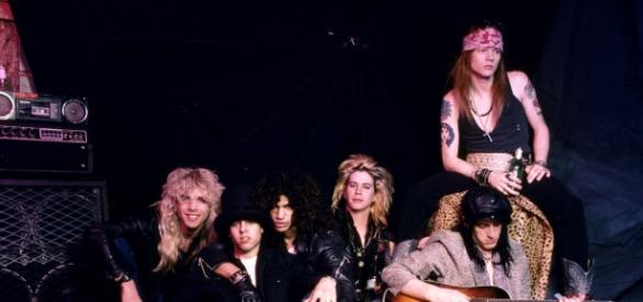 Guns N' Roses tocará en el festival Coachella