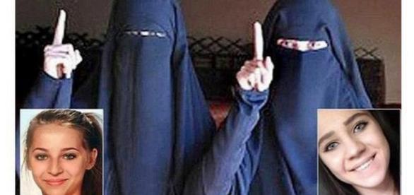 Trista poveste a adolescentelor atrase în ISIS