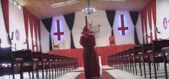 Damian Victor Rozo inaugurou templo na Colômbia