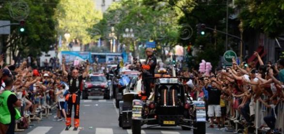 la competencia tendrá salida desde Buenos Aires