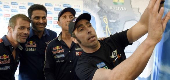 los mejores del mundo para enfrentar el Dakar