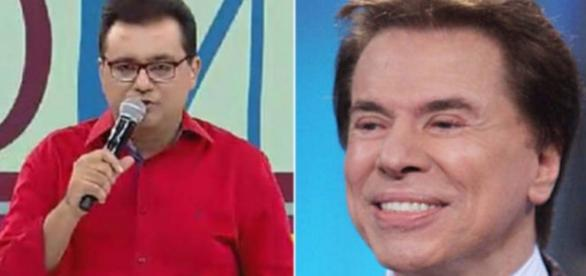 Silvio Santos quer Geraldo Luís no SBT
