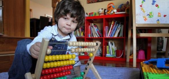 Anthony Popa, micul Einstein cu origini române