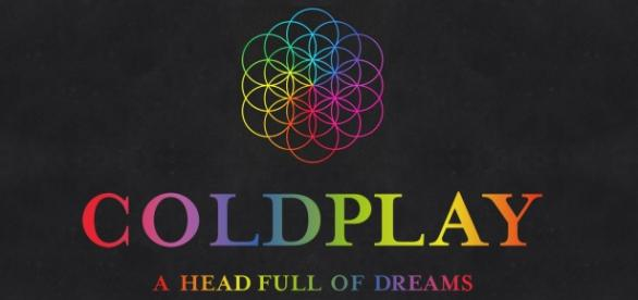 Arte do novo álbum do Coldplay
