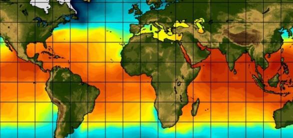 """Consecuencias de """"El Niño"""" en el Surf"""