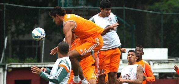 Desfalcado, o Fluminense pega o Figueirense