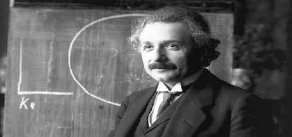 He is the next Albert Einstein!