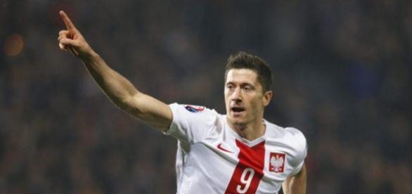 Spielt Robert Lewandowski bald bei Real Madrid?
