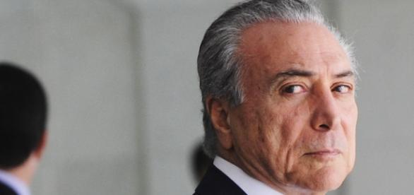 Vice-presidente do Brasil, Michel Temer.