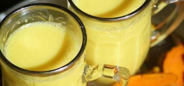 Złote mleko jest nie tylko zdrowe, ale i smaczne