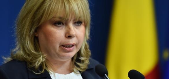 Decizia a fost anunţată de ministrul Anca Dragu