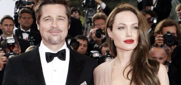 Jolie e Pitt estariam próximo do fim
