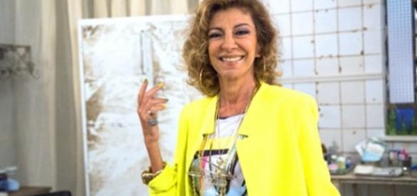 Marília Pêra em 'Pé na Cova' da Rede Globo