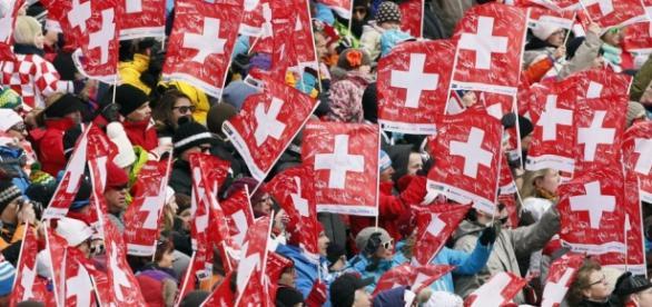 Suíça tem uma grande quantidade de imigrantes.