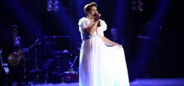 Cristina Vasopol a fost eliminată din concurs