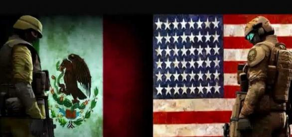 posible incursión militar norteamericana en méxico