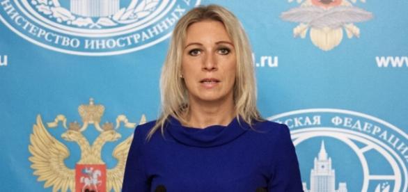 Rzecznik rosyjskiego MSZ Maria Zacharowa