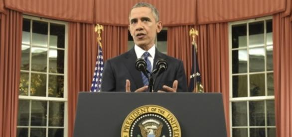 Barack Obama promete destruir o EI