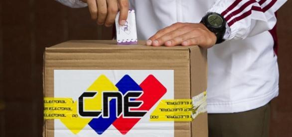 Eleições parlamentares na Venezuela