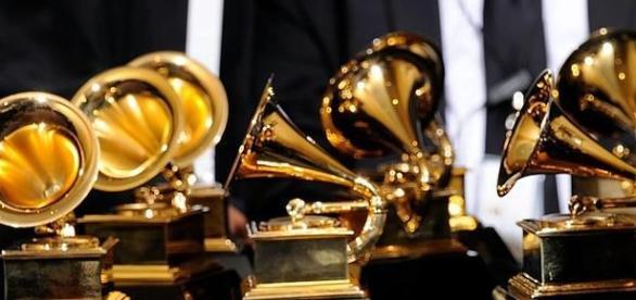 Estatueta do Grammy Awards, o Oscar da Música.